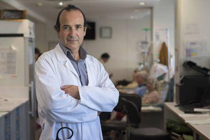 Joan Albanell, chefe do serviço de Oncologia do Hospital del Mar de Barcelona.