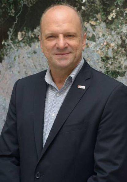 O secretário de Habitação de São Paulo, Fernando Chucre.