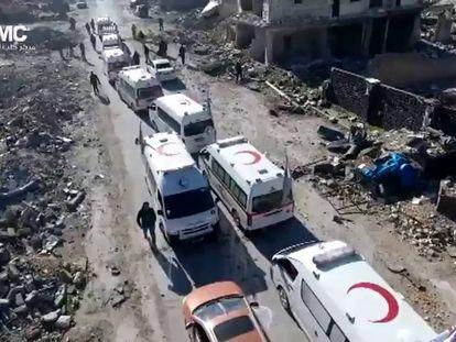 Combatente rebelde em Aleppo, em agosto deste ano. / AMMAR ABDULLAH (REUTERS) / VÍDEO: REUTERS-QUALITY