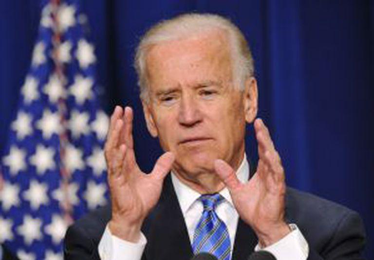 Joe Biden, nesta quarta-feira em Washington.