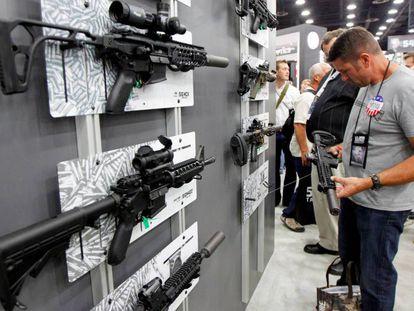 Reunião anual da Associação Nacional do Rifle, em 2016