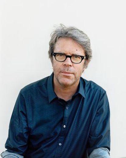 O escritor norte-americano Jonathan Franzen.