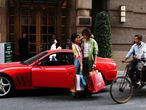 Jovens ricos em Xangai. / JACQUES LANGE (Paris Match-Getty Images)