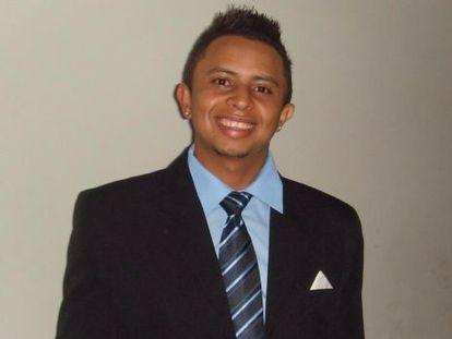 O ambulante Carlos Augusto Braga, que morreu em confronto com a polícia