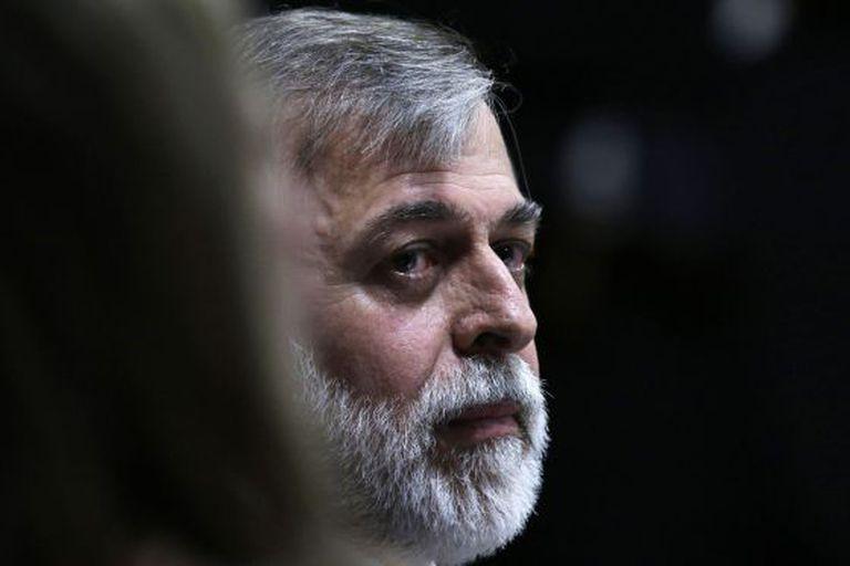 Paulo Roberto Costa, na CPI da Petrobras.