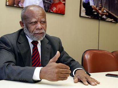 O deputado federal Luiz Alberto, do PT da Bahia, autor da lei de cotas na política