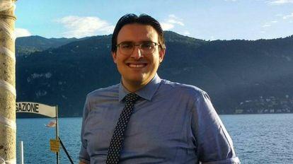O cientista político Fernando Bizzarro
