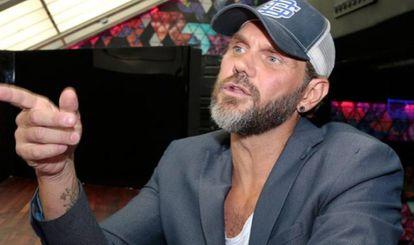 O ator Nacho Vidal.