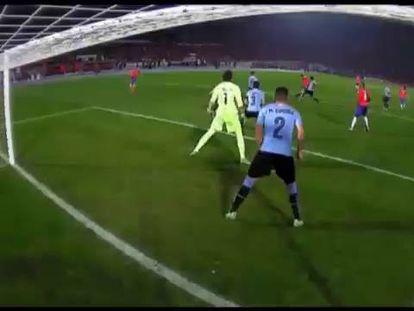 O Uruguai é épico até na derrota