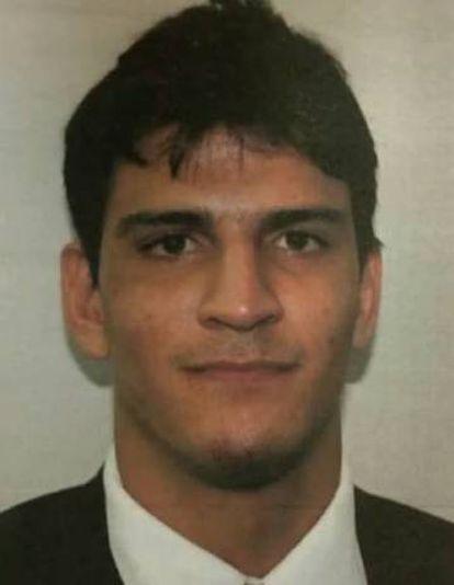 Vinicius Batista Serra, em uma imagem de arquivo.