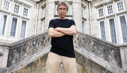 O escritor espanhol David Trueba