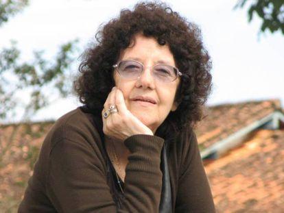 Maria Teresa Horta em viagem a Minas Gerais, em 2007