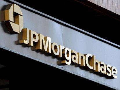 Um escritório do JPMorgan, em Nova York.