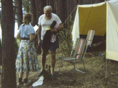 Wojtyla y Anna-Teresa Tymieniecka en 1978.
