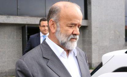 Vaccari deixa sede da PF em São Paulo após depoimento.
