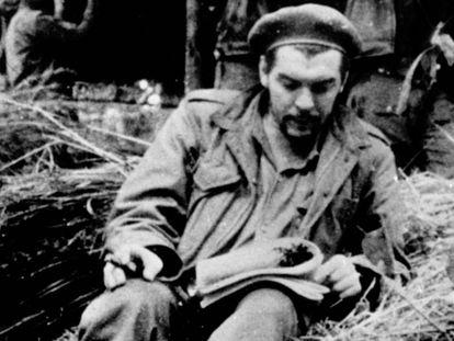 A última despedida de Che Guevara