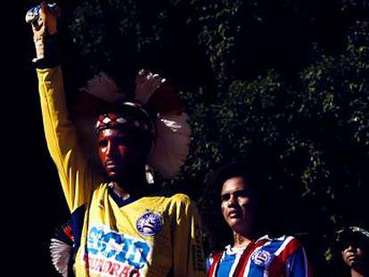 Bahia homenageia índios e apoia reivindicação por território em nova ação afirmativa