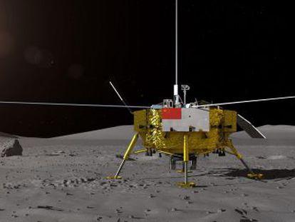 Sucesso da missão representa um passo a mais no ambicioso programa espacial do país asiático