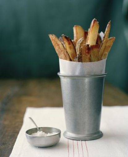 As batatas precisam mesmo de algo além de sal?