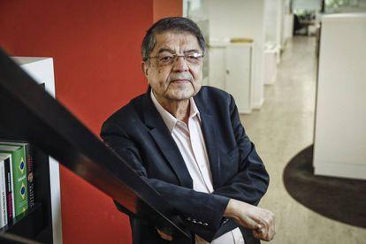 O escritor nicaragüense Sergio Ramírez.