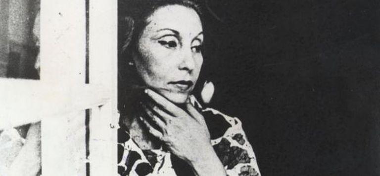 A escritora Clarice Lispector, que faria 100 anos no dia 10 de dezembro.