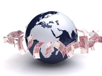 O yuan como reflexo