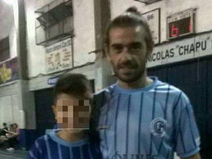 Fernando Pereiras, técnico de futsal morto em Munro.
