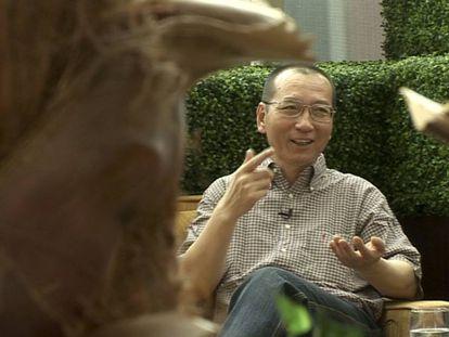 Liu Xiaobo em uma imagem de 2008.