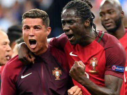 O jogador que deu a vitória à seleção portuguesa atua desde o começo do ano no Lille, tendo feito seis gols em 13 partidas