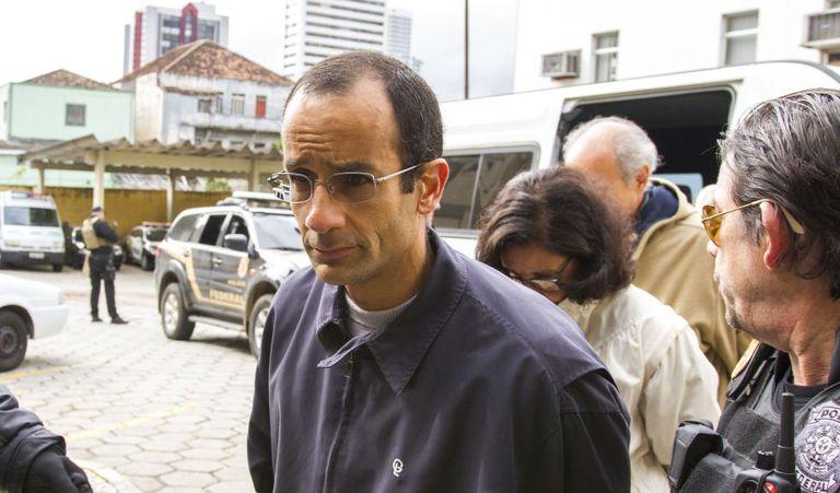 Marcelo Odebrecht no final de fevereiro.