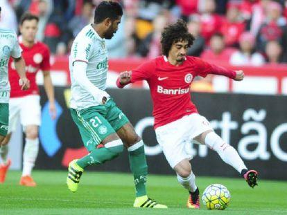 Palmeiras e Inter se enfrentam neste domingo