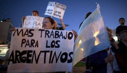 Sindicatos ameaçam fazer protestos em dezembro.