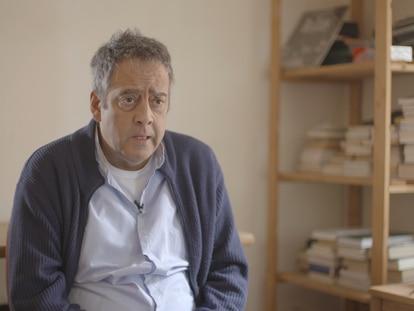 El periodista de EL PAÍS Javier Sampedro.