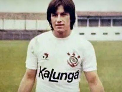 Dunga tinha 21 anos quando foi contratado pelo Corinthians.