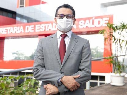 Carlos Lula, secretário de Saúde do Maranhão e presidente do Conselho Nacional de Secretários de Saúde.
