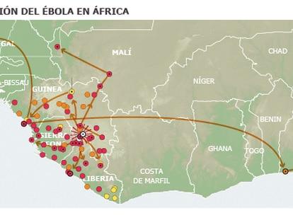 Quando o ebola saiu da floresta