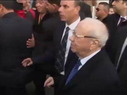 """""""Nem a ditadura nem o islamismo voltarão à Tunísia"""""""