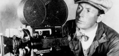 Friedrich Wilhelm Murnau, diretor de 'Nosferatu'.