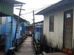No Amazonas, mais de um terço dos domicílios ocupados estão em aglomerados subnormais; proporção supera 50% em Manaus.