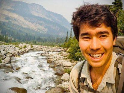 John Allen Chau, o norte-americano assassinado em Sentinela do Norte.