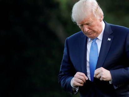 Donald Trump chega à Casa Branca na quinta-feira