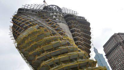 Torre Tao Zhu Yin Yuan em Taipé.