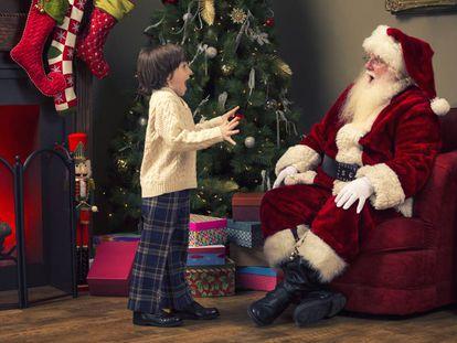 Por que as crianças acreditam (ou não) que o Papai Noel existe?