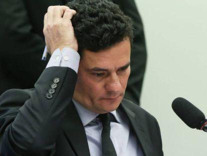 O juiz Sergio Moro.