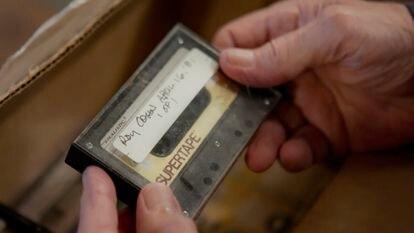 Imagem do documentário 'A História de Roy Cohn'.