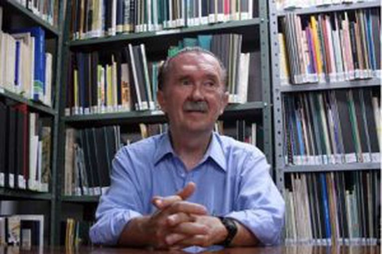 Davi Fleischer, cientista político da Universidade de Brasília.