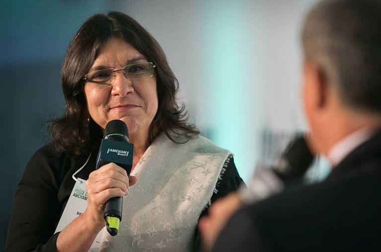 A brasileira Betania Tanure está em dois conselhos de administração.