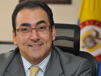 Sergio Díaz Granados, Presidente do Banco de Desenvolvimento de América Latina.
