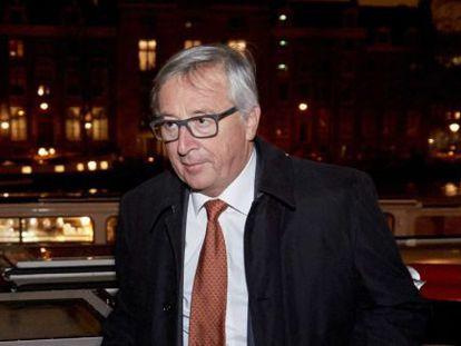 O presidente da Comissão Europeia, Jean-Claude Juncker.