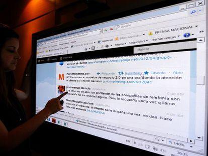"""Geoff Golberg: """"Dinheiro do governo dos EUA foi usado para manipular o debate no Twitter"""""""